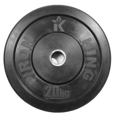 Блин для кроссфита (бампер) 20 кг (d51)